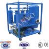 Machines portatives de filtration de pétrole de condensateur de vide poussé