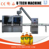 工場価格の自動食用油満ちるキャッピング機械