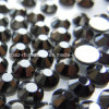 Jet Black Non Hot Fix Flat Back Rhinestones Wholesale From China