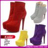 2014の卸し売りヨーロッパの標準的な方法女性のハイヒールの靴(S-7878)