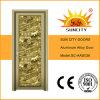 Portelli di alluminio toletta interna superiore dell'oscillazione della singola (SC-AAD036)