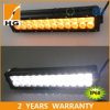 288W Bi-Coloredlight 50 '' LED Light Bar con Remote Controller