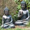 بالجملة حديقة كبيرة حجارة [بودّها] تمثال