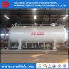 ASME 40m3 LPGの給油所かプラント20tons LPGタンク端末
