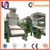 고품질 PLC 통제 화장지 기계 /Paper 재생 공장