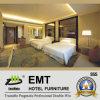 Комплект спальни гостиницы мебели гостиницы способа (EMT-B1203)