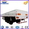 40FT 세 배 차축 벽 측 또는 옆 널 또는 담 트럭 세미트레일러
