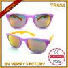 Tr034 óculos de sol fêmeas bonitos projetados novos do estilo Tr90