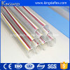 Boyau spiralé de renfort de fil d'acier de PVC