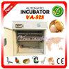 Volledige Automatisch met de Ce Goedgekeurde Incubator China van het Ei