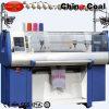 Máquina para hacer punto del suéter del carbón de China
