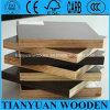 a película da madeira compensada do molde de 1250X2500mm X17mm enfrentou a madeira compensada