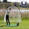Rede da barreira dos esportes para o campo de golfe
