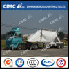Cimc camion-citerne vertical de poudre de Huajun 2axle