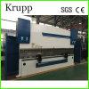 Máquina de dobra hidráulica padrão do CNC de Europen