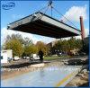 Puente basculante industrial de 60 toneladas para la escala portable del carro de la venta