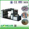 PET Ytb-4600 Fertigkeit-Papier Flexo Druckmaschinen