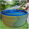 Tubo flessibile flessibile eccellente dell'acqua del tubo flessibile di giardino di PVC&Rubber Galilee