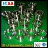 Ss304 Ring van het Roestvrij staal van de Componenten van de Precisie CNC Machinaal bewerkte