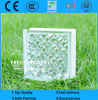 bloco de vidro de tijolo de vidro de 90X190X80mm/tijolo de vidro do edifício