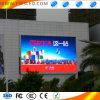 Schermo pieno del video a colori P8/schermo di visualizzazione pubblicità esterna