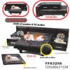 Sofa imperméable à l'eau en cuir de chien, approvisionnement d'animal familier (YF83256)
