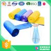 Bolso de basura multi material reciclado OEM de la camiseta del color