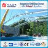 직류 전기를 통한 가벼운 강철 구조물 작업장