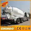Carro caliente del mezclador concreto del fabricante 3axle 6X4 de la venta
