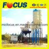 Concrete het Mengen zich van het Type van vultrechter Installatie, Concrete het Groeperen Hzs75 Installatie