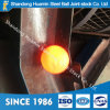 Bille en acier de meulage modifiée par densité résistante à l'usure