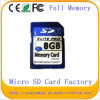 Selling caliente 8GB Camera SD Memory Card