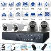 4 jogo da segurança Home DIY das câmeras
