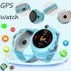둥근 스크린 아이 GPS 추적자 시계 (D14)