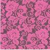 Wholesle Nylon et Cotton Lace Fabric pour Wedding Dress