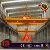 80 Ton Doble Viga eléctrica aérea que viaja de la grúa de arriba del puente de la grúa