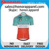 Men curto Club Team Uniform Cycling Clothes com Sublimation Printing