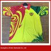 최상 승화 운영하는 스포츠 폴로 t-셔츠 (P144)