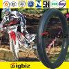 Motorrad-inneres Gefäß-Butylgröße von 3.50-8