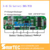 4s 14.8V Li-ion Battery Protection Circuit Module PCBA