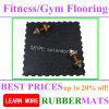安い屋内適性のゴム製床タイル