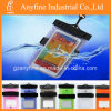 Caja del filtro impermeable de la bolsa del PVC del teléfono celular