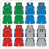 Basket-ball uniforme Jersey de sublimation de basket-ball d'impression de Healong Digital