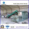 Presse manuelle horizontale pour les bidons en aluminium de Hellobaler Hm-4