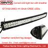 barre d'éclairage LED incurvée par CREE de 240W 41.5inch (GT3102-240Cr)