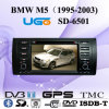 UGO Car DVD GPS Player for BMW M5 (SD-6501)