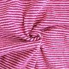 Tela que hace punto Yarn-Dyed del cáñamo (QF13-0348)