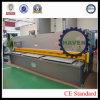 Machine hydraulique de cisaillement et de découpage de guillotine de QC11Y, cisaillement en acier de plat et machine de découpage