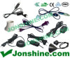 Wire Cable Plug Switch Lampholder Power Cord Set