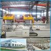 Machines en aluminium de guichet en aluminium de fabrication